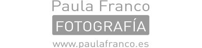 Paula Franco FOTOGRAFÍA · Fotógrafo de bebés y niños en Santiago de Compostela logo